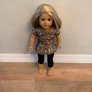 Truly me American girl doll